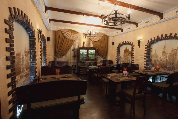 Грац, гостинично-ресторанный комплекс